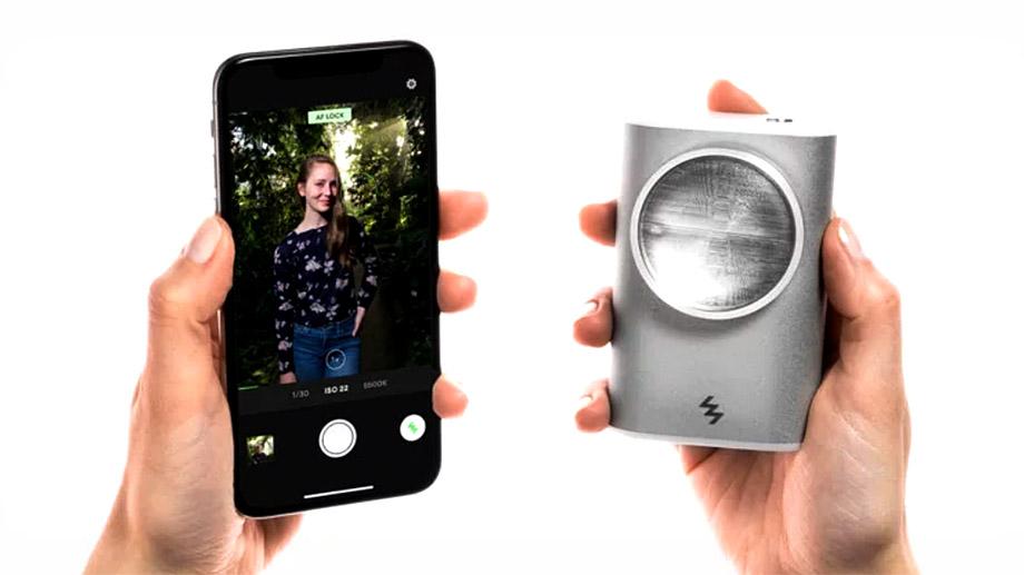 LIT Flash – ксеноновая вспышка для смартфона