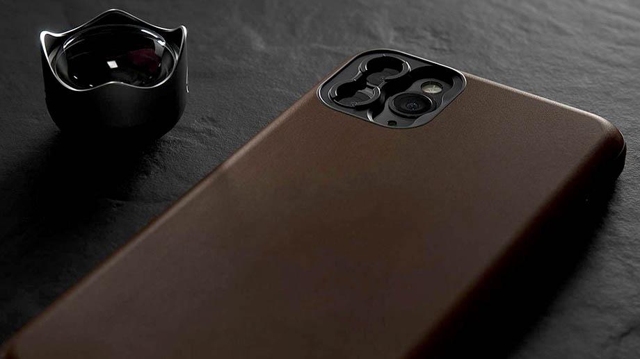 Чехлы Nomad для iPhone 11 и Pixel 4 с креплением для объективов Moment