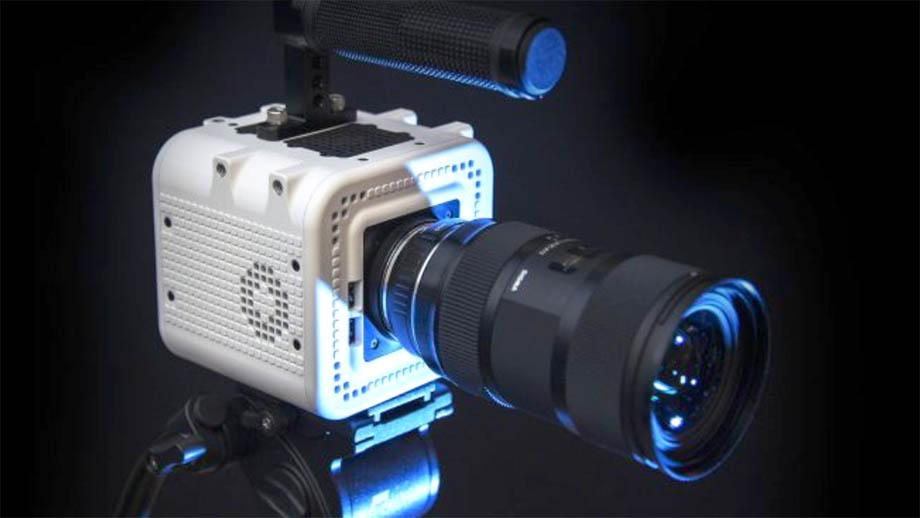 Octopus Camera – открытая платформа с возможностью замены матрицы