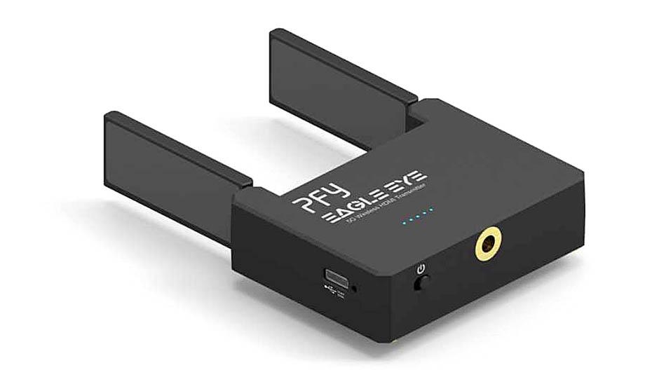 PFY EagleEye – беспроводной HDMI трансмиттер