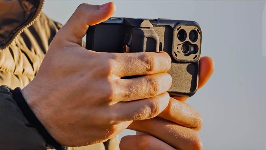 PolarPro LiteChaser Pro – очередные фильтры и чехол с рукояткой для iPhone