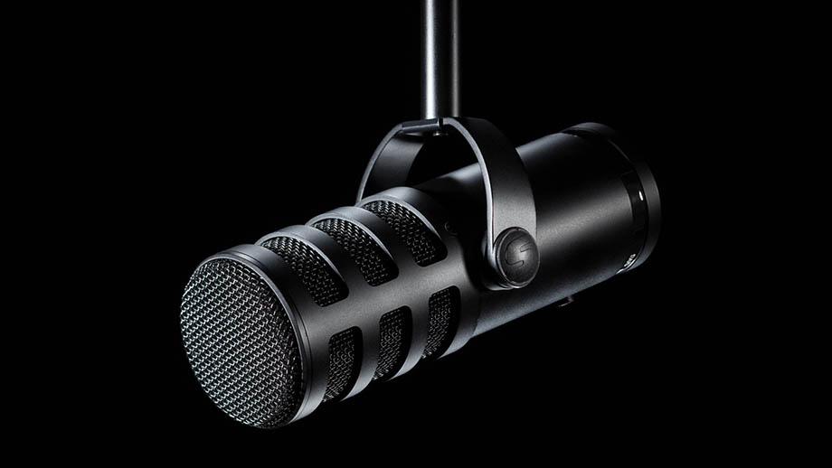 Samson Q9U XLR/USB – динамический микрофон для трансляций и подкастов