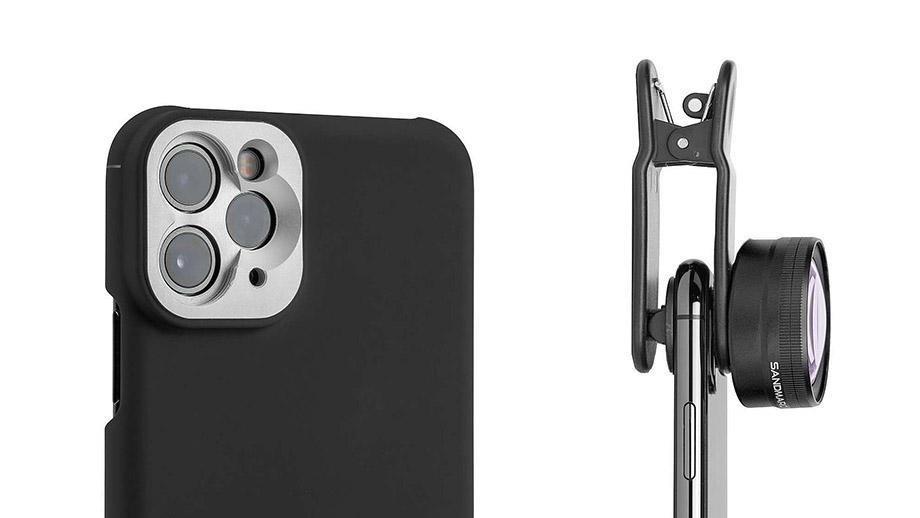 Sandmark выпускает линзы для iPhone 11 Pro Max, iPhone 11 Pro и 11