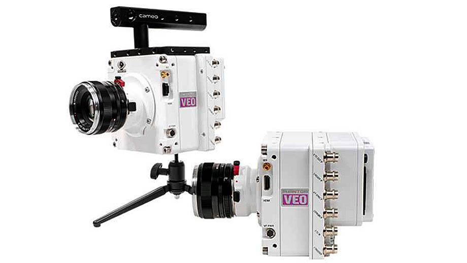 Камера Phantom VEO 1310 пишет видео с частотой 14 350 к/с
