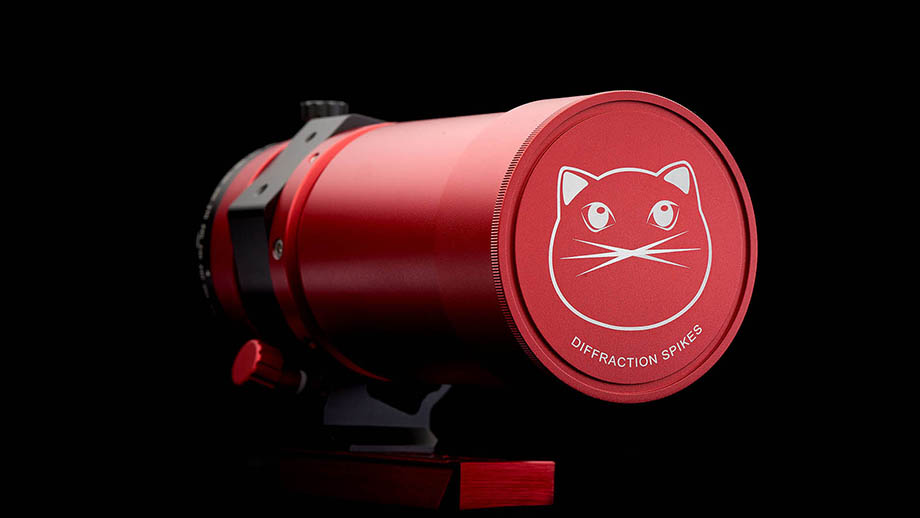 William Optics привлекает краудфандинг на красный объектив Redcat 51 APO 250mm f/4.9