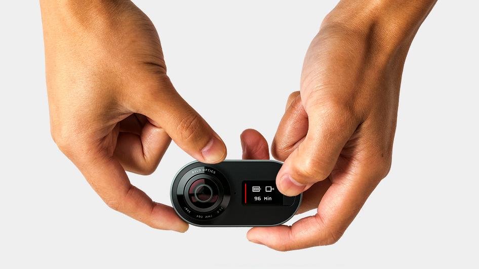 Rylo 4K 360° обещает кинематографическое качество панорамного видео