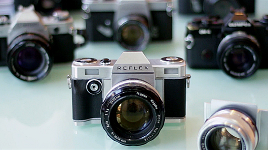 Пленочная фотография возвращается с Reflex