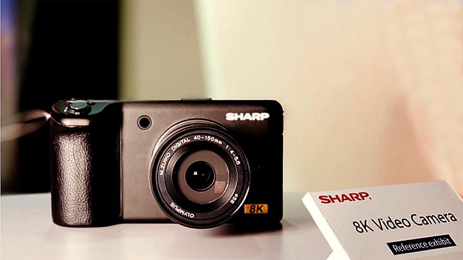 Цену будущей камеры Sharp 8K чуть скорректировали