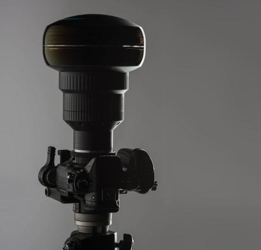 Sphere Pro – объектив, превращающий простую камеру в панорамно-сферическую