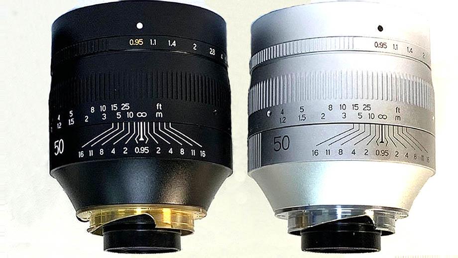 Китайский TTartisan 50mm f/0.95 для немецкой Leica M
