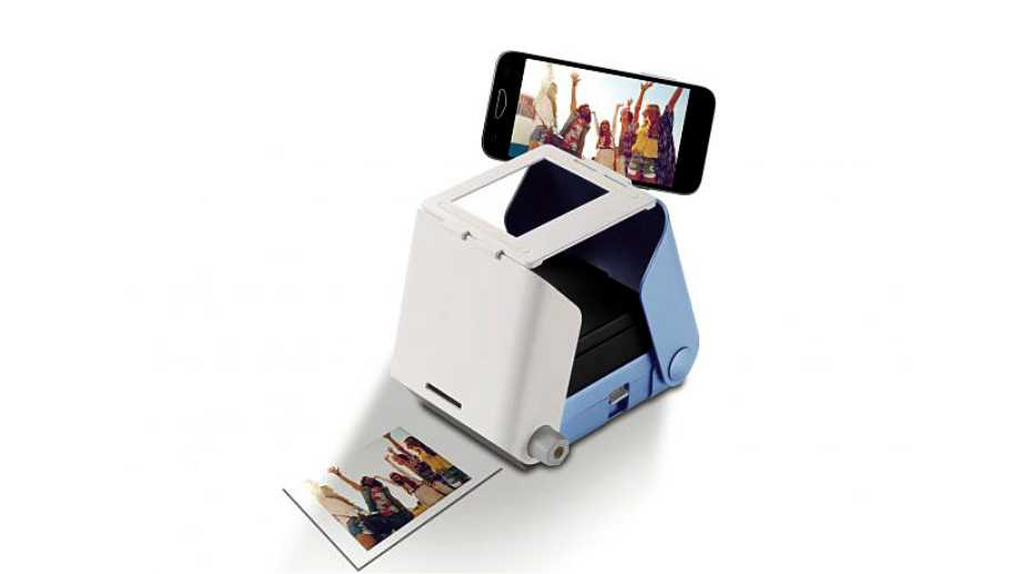 Устройство KiiPix – новая идея фотопечати со смартфона