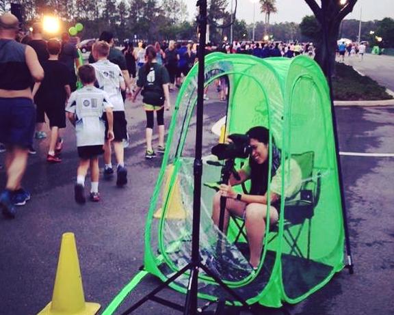 Photo Pod – специальная палатка-тент для фотографа