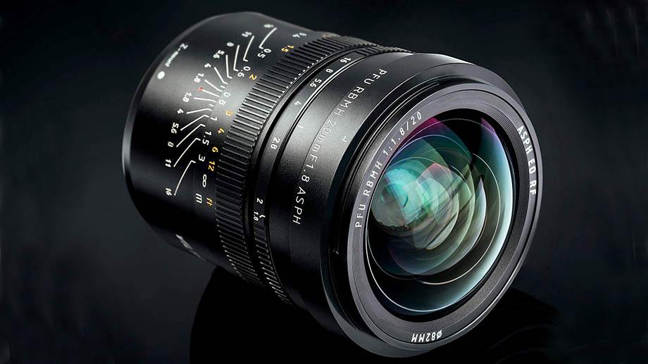 Viltrox 20/1.8 выпущен под байонет Nikon Z