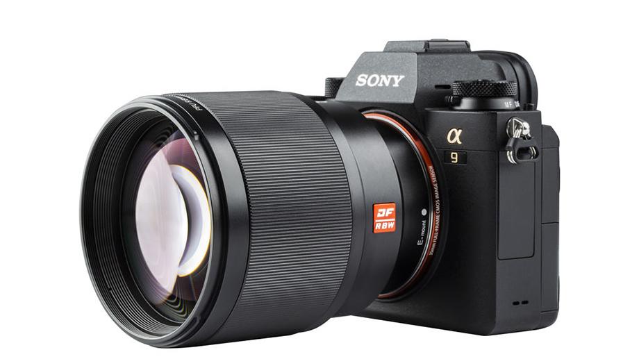 Автофокусный Viltrox 85mm F1.8 для Sony E