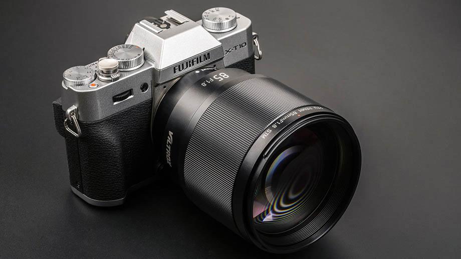 Viltrox 85mm f/1.8 удивил качеством и ценой