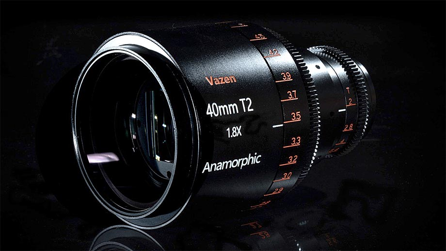 Vazen представил первые анаморфные объективы под байонет micro-4/3