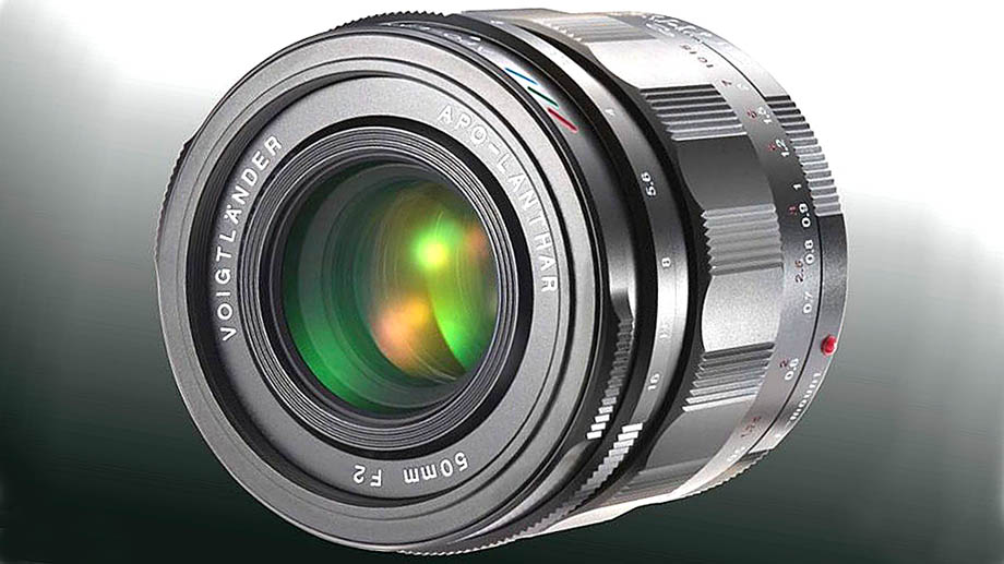 Voigtlander 50mm f/2.0 APO-LANTHAR для Sony E