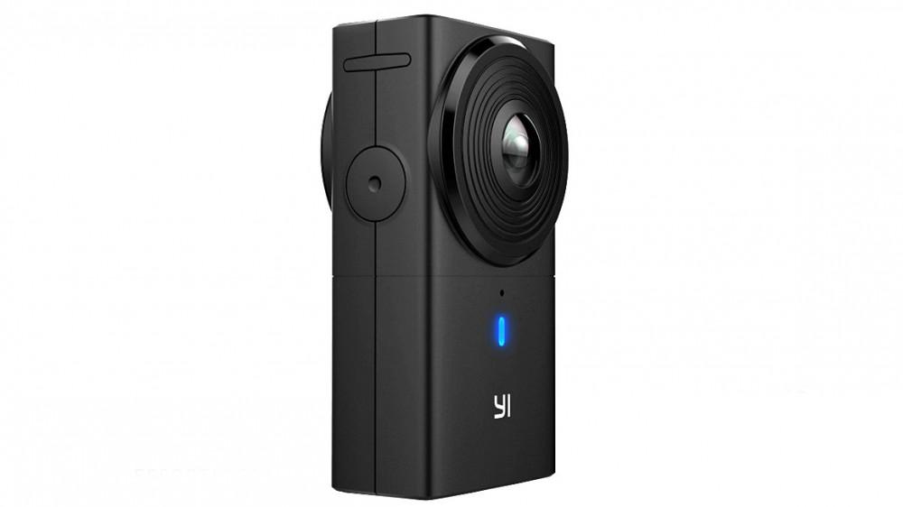 Выпущена камера YI 360 VR, снимающая 5.7K
