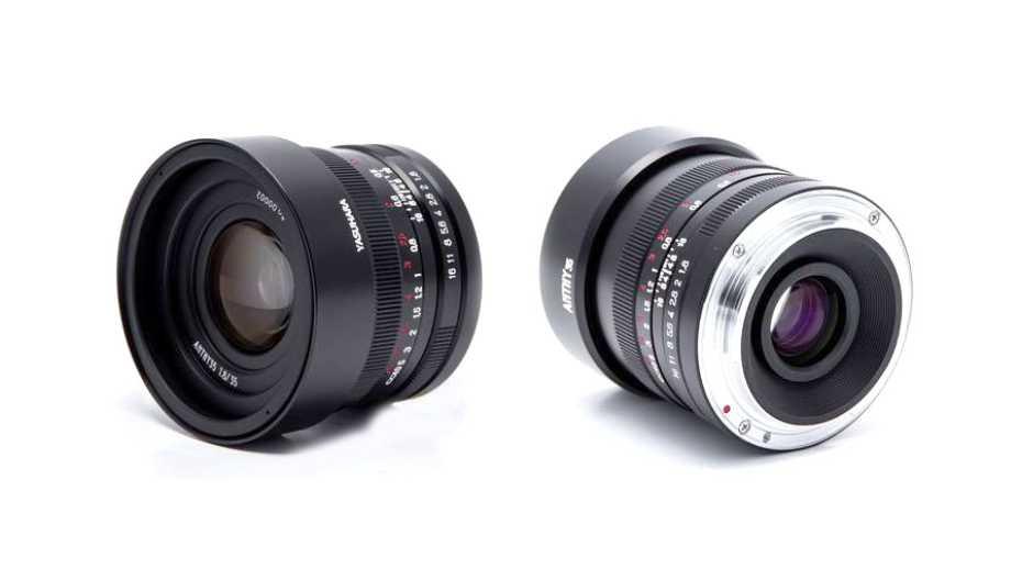 Анонсирован объектив Yasuhara Anthy 35mm f/1.8 под байонеты Canon RF, Nikon Z и Sony E