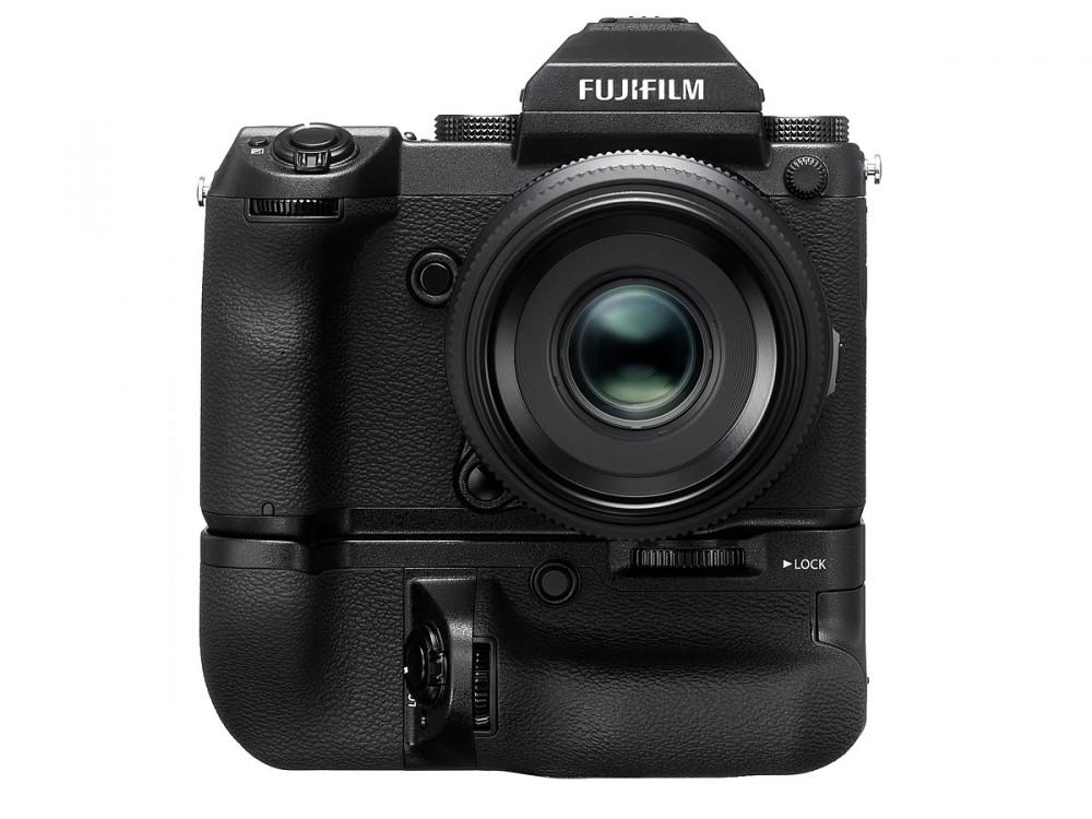 Fujifilm представила GFX 50s, X-T20 и X100F
