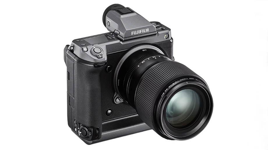 Fujifilm GFX100 – 100-мегапиксельный Фуджимонстр