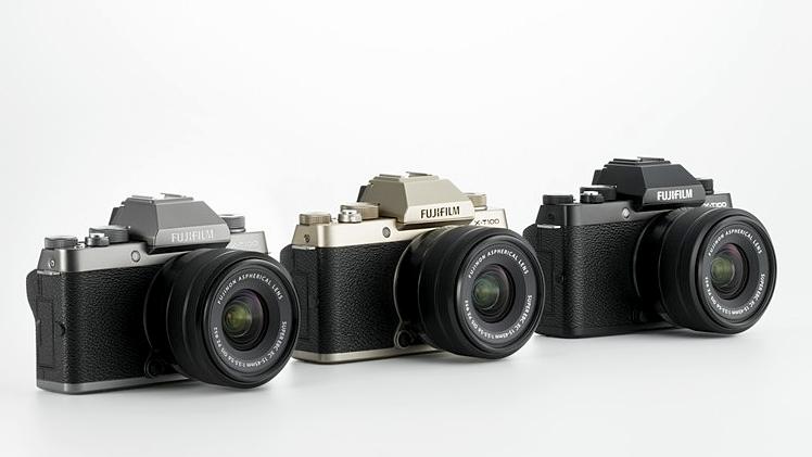 Анонсирована Fujifilm X-T100, системная камера начального уровня