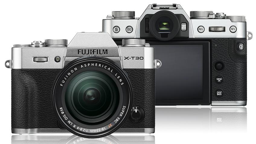 Fujifilm X-T30: легкая и с 4K. За $900