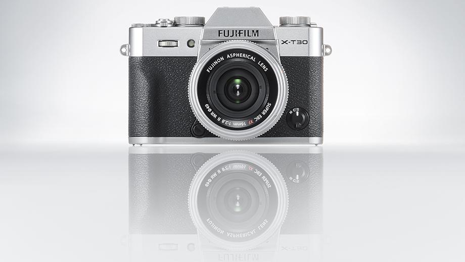 Fujifilm представила недорогую X-T30 и объектив 16/2,8