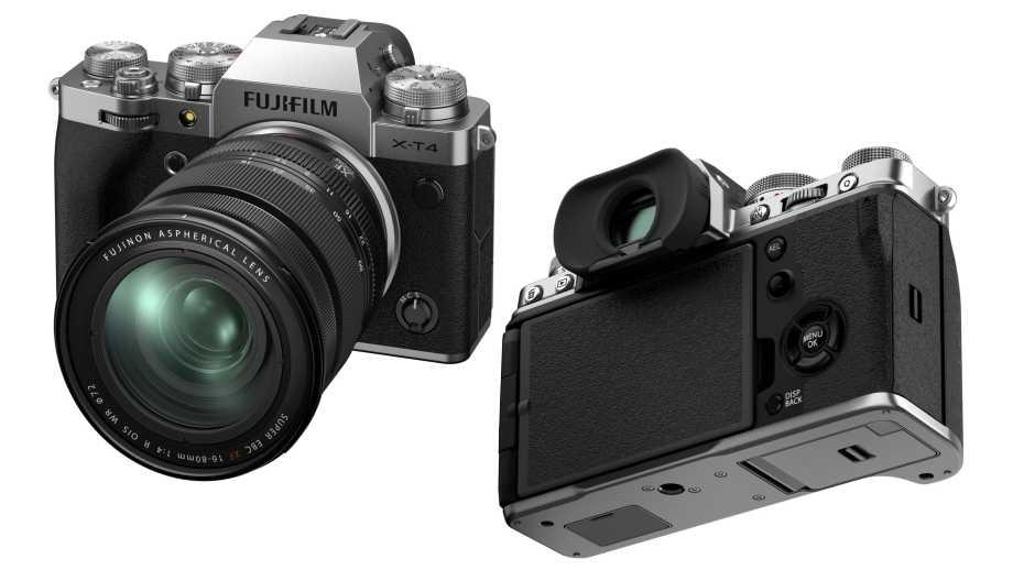Fujifilm X-T4 – полные технические характеристики