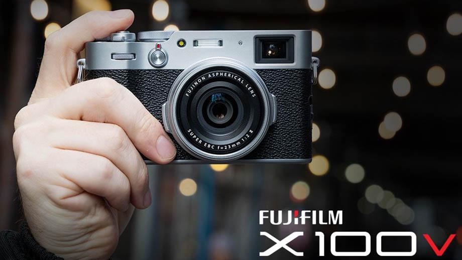 Компакт Fujifilm X100V официально анонсирован. Цена $1400