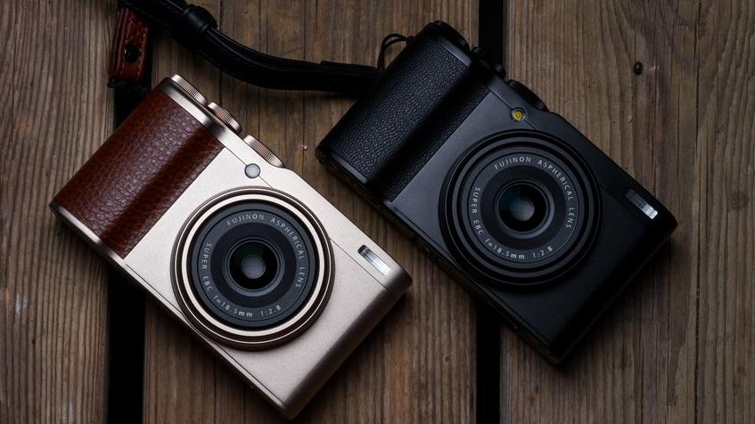 Fujifilm XF10 – компактная камера с хорошим функционалом