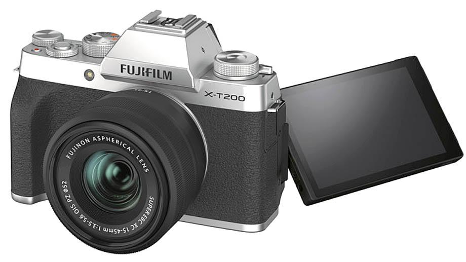 Fujifilm X-T200 анонсирована