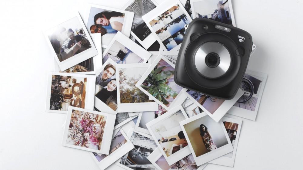 Fujifilm представила камеру Instax Square SQ10