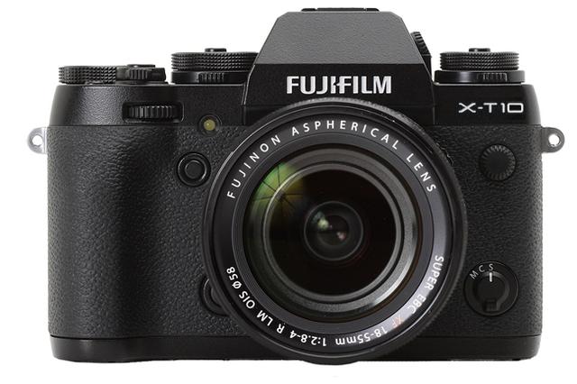 Готовится анонс Fujifilm X-T10