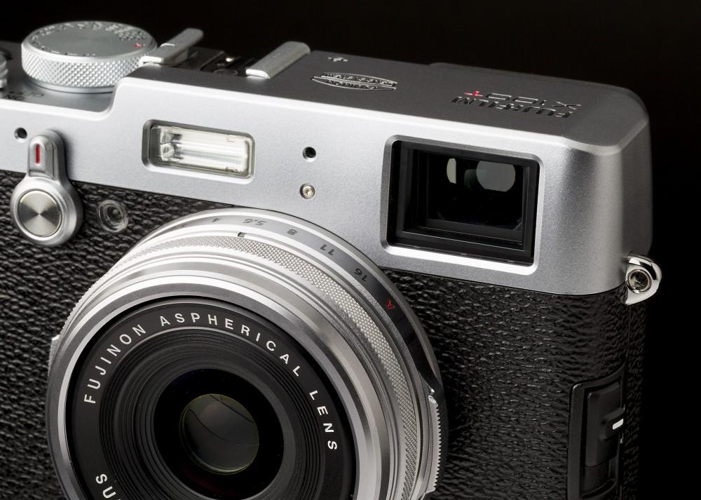 Интерактивный тест Fujifilm X100T