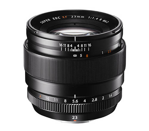 Fujifilm 23/1.4 R анонсирован
