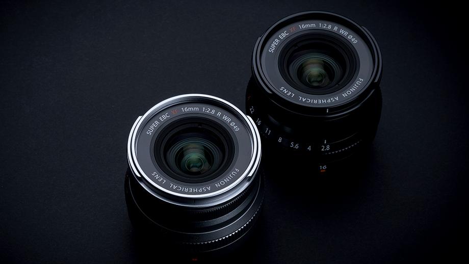 Fujifilm анонсировала новый объектив Fujinon XF 16mm f/2.8 R WR