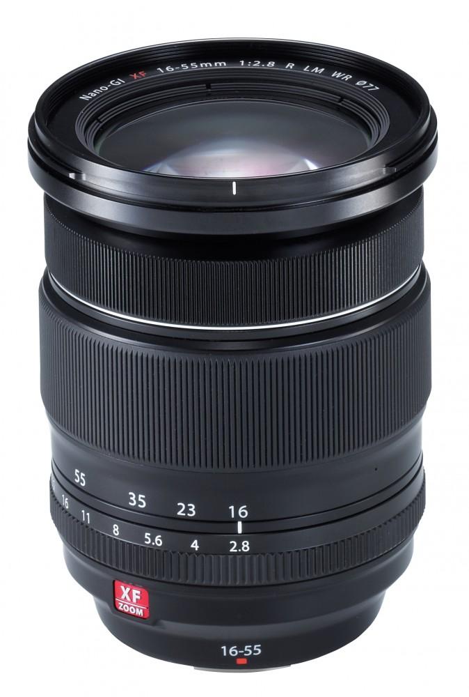 Fujifilm представила объектив XF 16–55 мм F2.8 R LM WR с влагозащитой