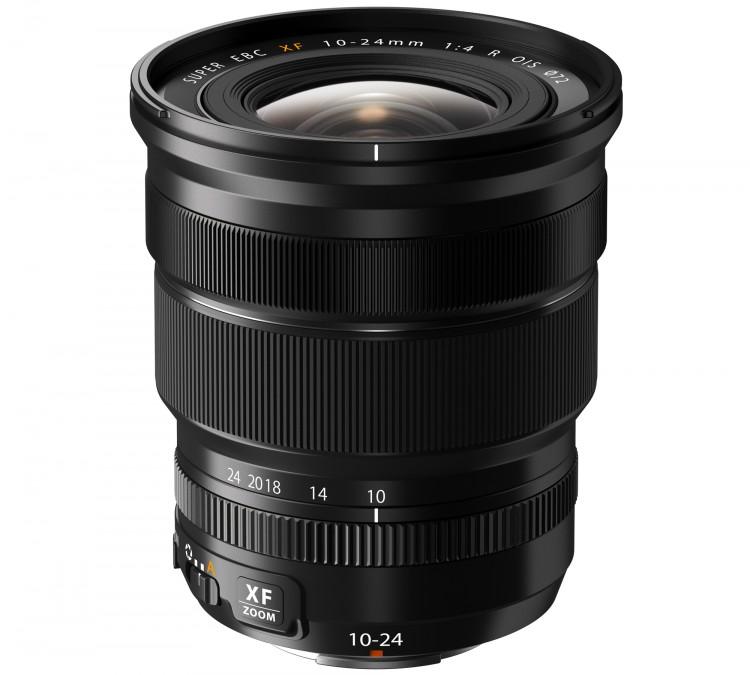 Fujifilm анонсировала широкоугольный Fujinon XF 10-24mm f/4 R OIS