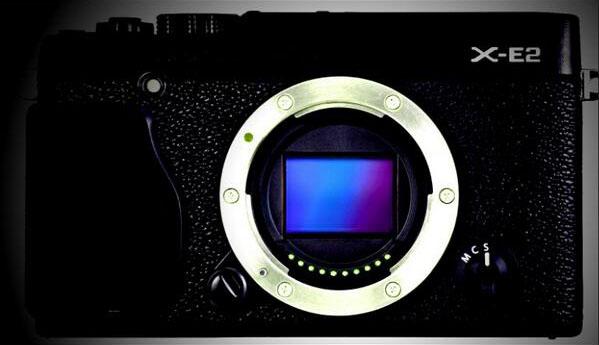 Fujifilm X-E2 уже в работе