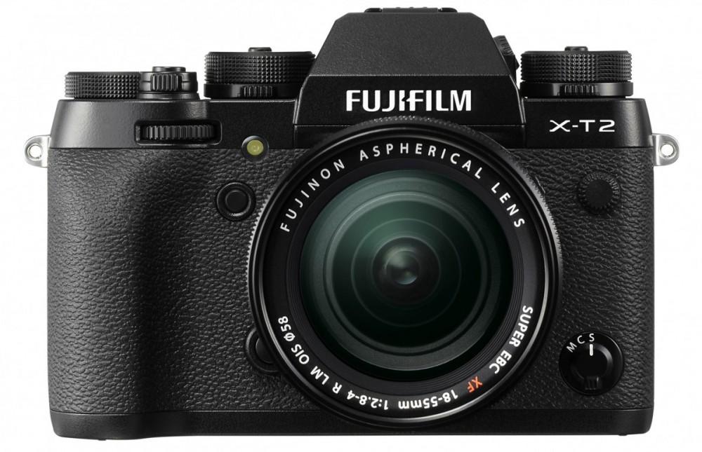 Fujifilm X-T2. Быстротест