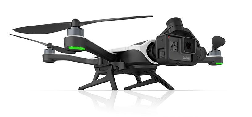 GoPro отзывает все свои дроны Karma