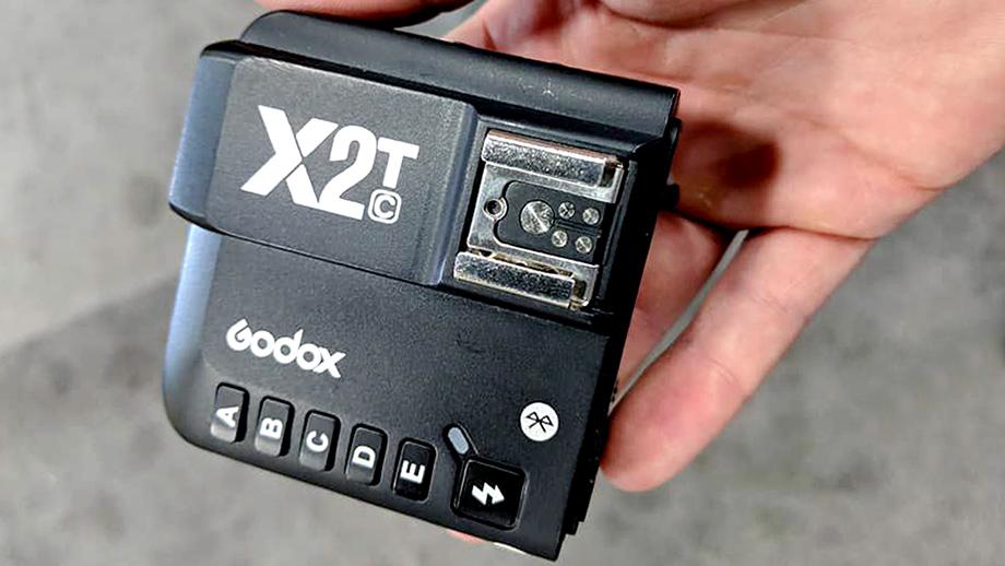 Godox X2T – обновленная версия популярного триггера