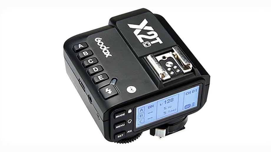 Godox X2T – обновленный триггер с Bluetooth