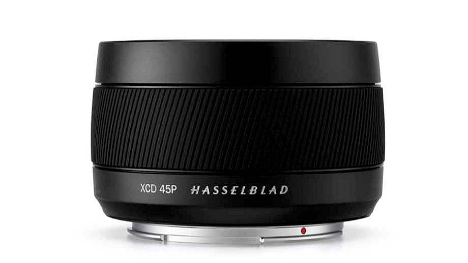 Hasselblad готовит широкоугольный «блин» XCD 45mm f/4