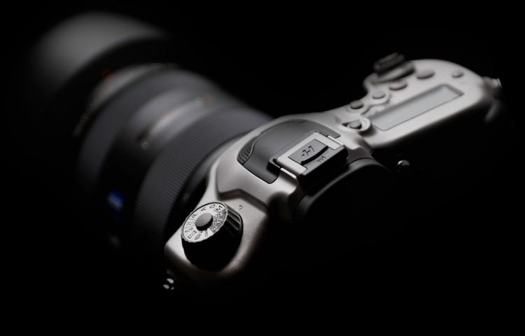 Hasselblad HV — новый облик для Sony a99