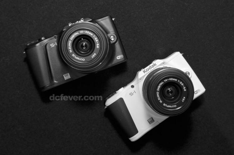 Подробности о камере Kodak S1