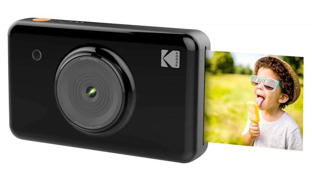 Kodak Mini Shot Instant – еще одна компактная камера мгновенной печати