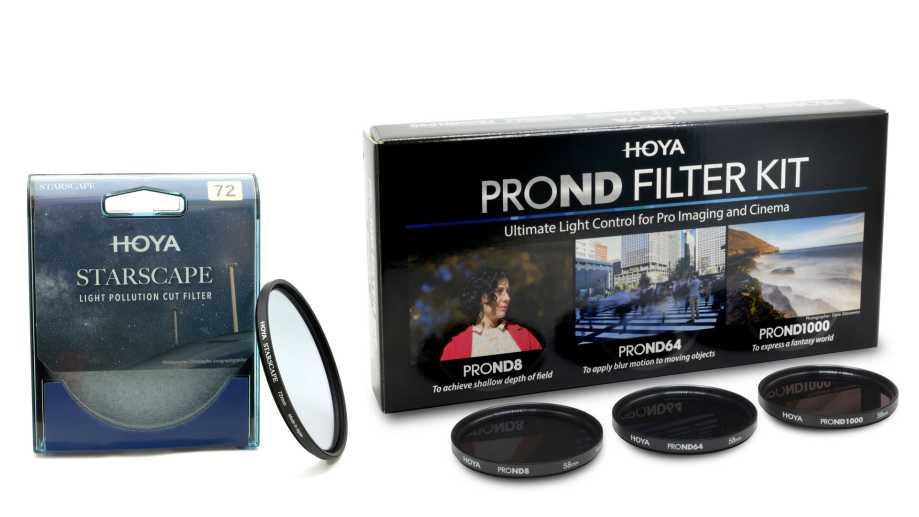 Kenko Tokina начинает продажи новых фильтров Hoya