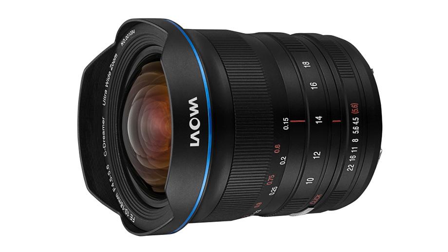 Начинаются продажи Laowa 10-18mm f/4.5-5.6 FE Zoom под полнокадровые беззеркалки